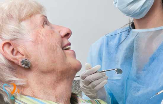 پیامدهای بی دندانی روی صورت (قسمت سوم)