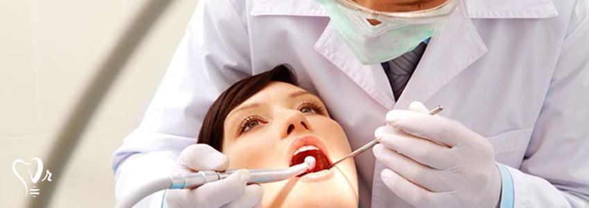 علت مراجعه به دندانپزشکی