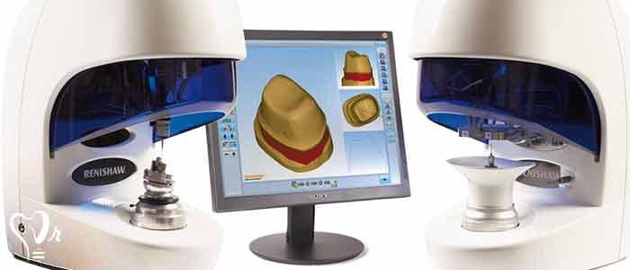 اسکن دیجیتالی دندان