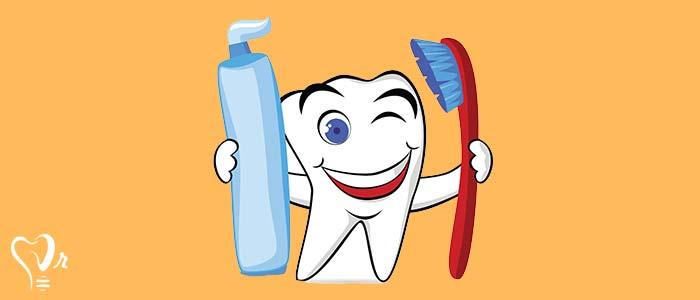 نوع مسواک - بهداشت دهان و دندان قسمت دوم