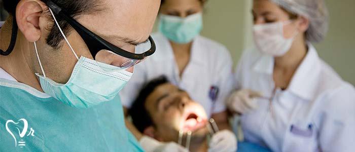 درمان بیماری های لثه بوسیله لیزر