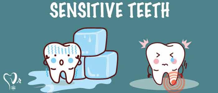 دندان های حساس - حساسیت دندان ناشی از ساییدگی