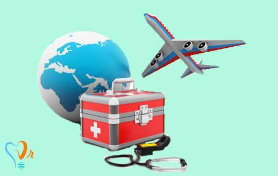 پکیج ویژه برای بیماران سراسر کشور با سفری رایگان