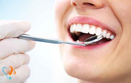 ترمیم دندان های آسیب دیده