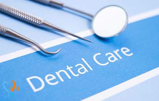 پوشش بیمه دندانپزشکی