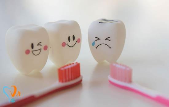 پوسیدگی دندان چیست و چگونه بوجود می آید؟