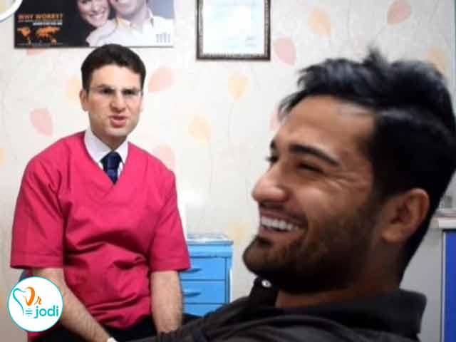 رضایت بیمار درمان زیبایی دکتر سجودی  (1396/03/24)