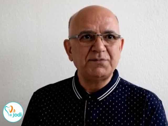 رضایت بیمار ایمپلنت دکتر سجودی  (1396/01/22)