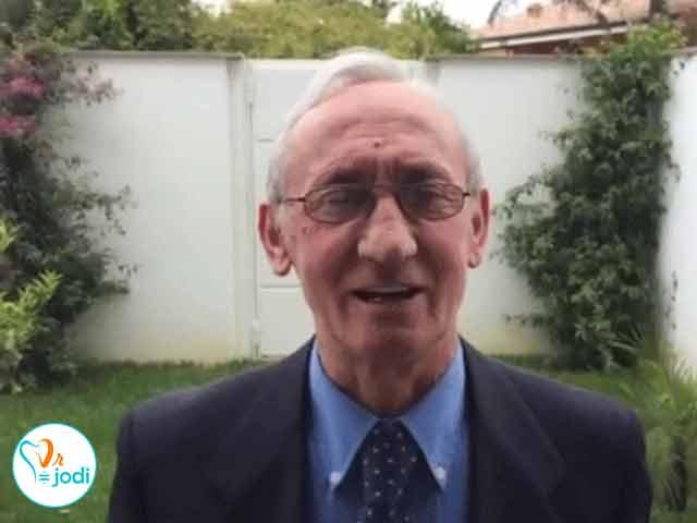فیلم رضایتمندی آقای پپینو ارسالی از ایتالیا