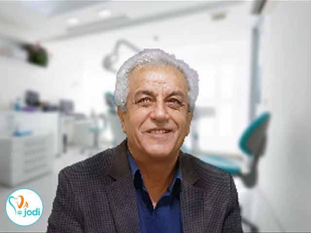 فیلم رضایتمندی بیمار ایمپلنت دندان آقای مرادی