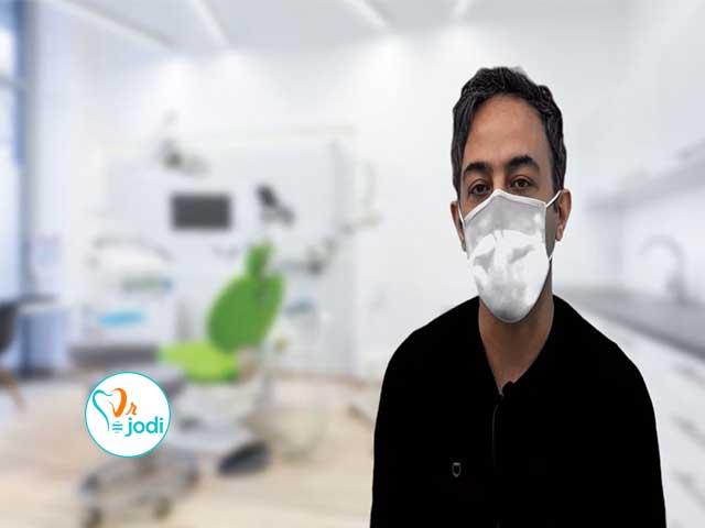 فیلم رضایتمندی جناب آقای یونس رحمانی بیمار ایمپلنت دندان