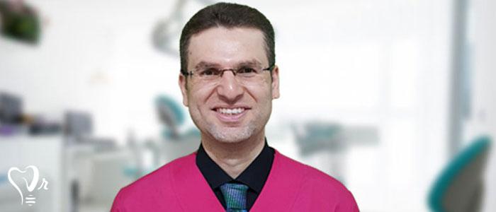 متخصص ایمپلنت دکتر علی سجودی - دکتر علی سجودی